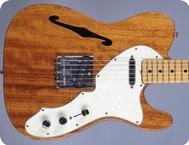 Fender Telecaster Thinline 1969 Mahogany