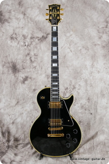 Gibson Les Paul Custom 1990 Black