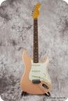 Fender Stratocaster Flamingo Pink