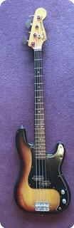 Fender Precision Bass 1978 Sunburst