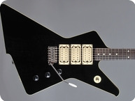 Ibanez Destroyer DT155 1983 Black