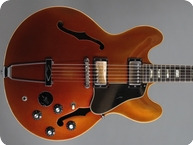 Gibson ES 335 Stereo 1968 Burgundy Mist Metallic
