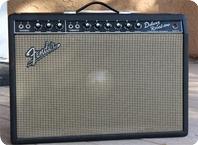 Fender Deluxe Reverb 1966 Blackface