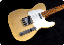 Fender Custom Shop Telecaster 2020 Blonde
