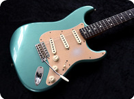 Fender Custom Shop Stratocaster 2020 Sherwood Green