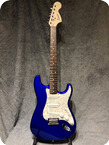 Squier Stratocaster Affinity 2005 Blue