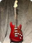 Twang Stratocaster 2015 Red Metallic