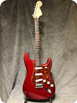 Twang Stratocaster 2015 Red Metallic