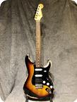 Twang Stratocaster Sunburst