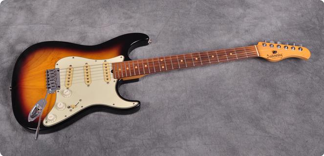 Sadowsky Nyc (usa) Stratocaster 1996 Sunburst