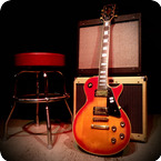 Gibson Les Paul Custom 1978 Cherry Sunburst