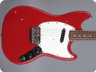 Fender Musicmaster 1965 Dakota Red