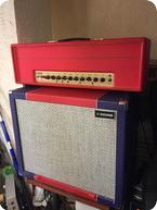 U sound OP50 Plexi Style 2020 Red