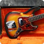 Fender Jazz 1966 Sunburst