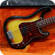 Fender -  Precision 1966 Sunburst