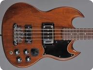 Gibson EB 3 1973 Walnut