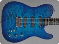 Modulus Graphite 1991 Blue Quilted