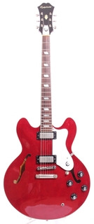 Epiphone Riviera 1996 Cherry Red