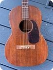 Martin 5 15T Tenor Guitar 1960 Mahogany Finish