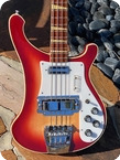 Rickenbacker-4001 Mono Bass -1969-Fireglo Finish