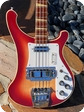 Rickenbacker 4001 Mono Bass 1969 Fireglo Finish