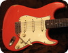 Real Guitars -  Standard Build S Roadwarrior 2020 Fiesta Red
