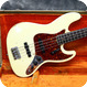 Fender -  Jazz 1964 Olympic White Refinish