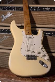 Fender Stratocaster 1972 Olympic White