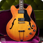 Gibson ES 335 1972 Cherry Sunburst