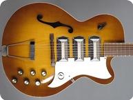 Kay Swingmaster K673 1966 Honeyburst