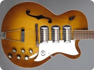 Kay Swingmaster K673 1966 Honeyburst