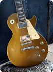 Gibson Les Paul Delux 1969 Goldtop