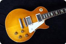 Gibson Les Paul Custom 2007 Honeyburst
