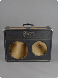 Gibson Super Goldtone Ga 30 Rv 2000 Black