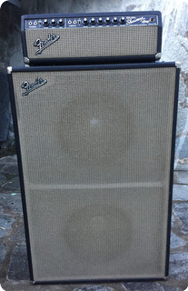 Fender Dual Showman 1967 Black Face