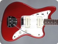 Fender Jazzmaster 1966 Candy Apple Red