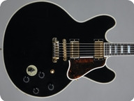 Gibson BB King ES 355 Lucille 1997 Ebony