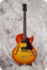 Gibson ES 125 TCD 1961 Cherry Burst