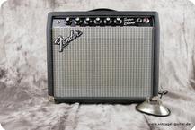 Fender Super Champ 1984 Black