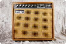 Mesa Boogie Mk. IIa Natural Mahogany