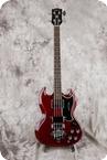 Gibson EB 3 1965 Cherry