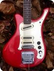 Yamaha SG12A 1968 Red