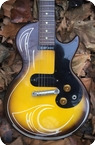 Gibson-Melody Maker Ex Billy Gibbons ZZ TOP-1959-Sunburst