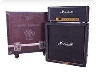 Marshall JMP Stack Ex Bernie Marsden Whitesnake 1976 Black