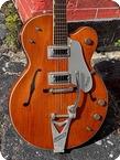 Gretsch-6119 Tennessean-1961-Faded Burgandy Finish