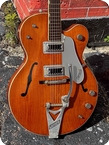Gretsch 6119 Tennessean 1961 Faded Burgandy Finish