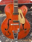 Gretsch 6120 Chet Atkins 1955 Orange Finish