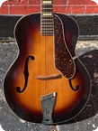 Gretsch 6014 Synchromatic 1953 Sunburst Finish