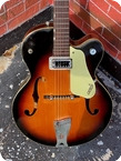 Gretsch 6124 Anniversary 1960 Sunburst Finish