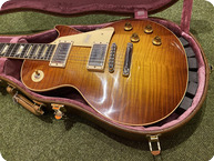 Gibson Gibson 60th Anniversary 59 Les Paul VOS 2019 Sunrise Teaburst